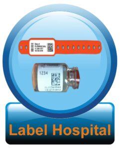 label-hospital