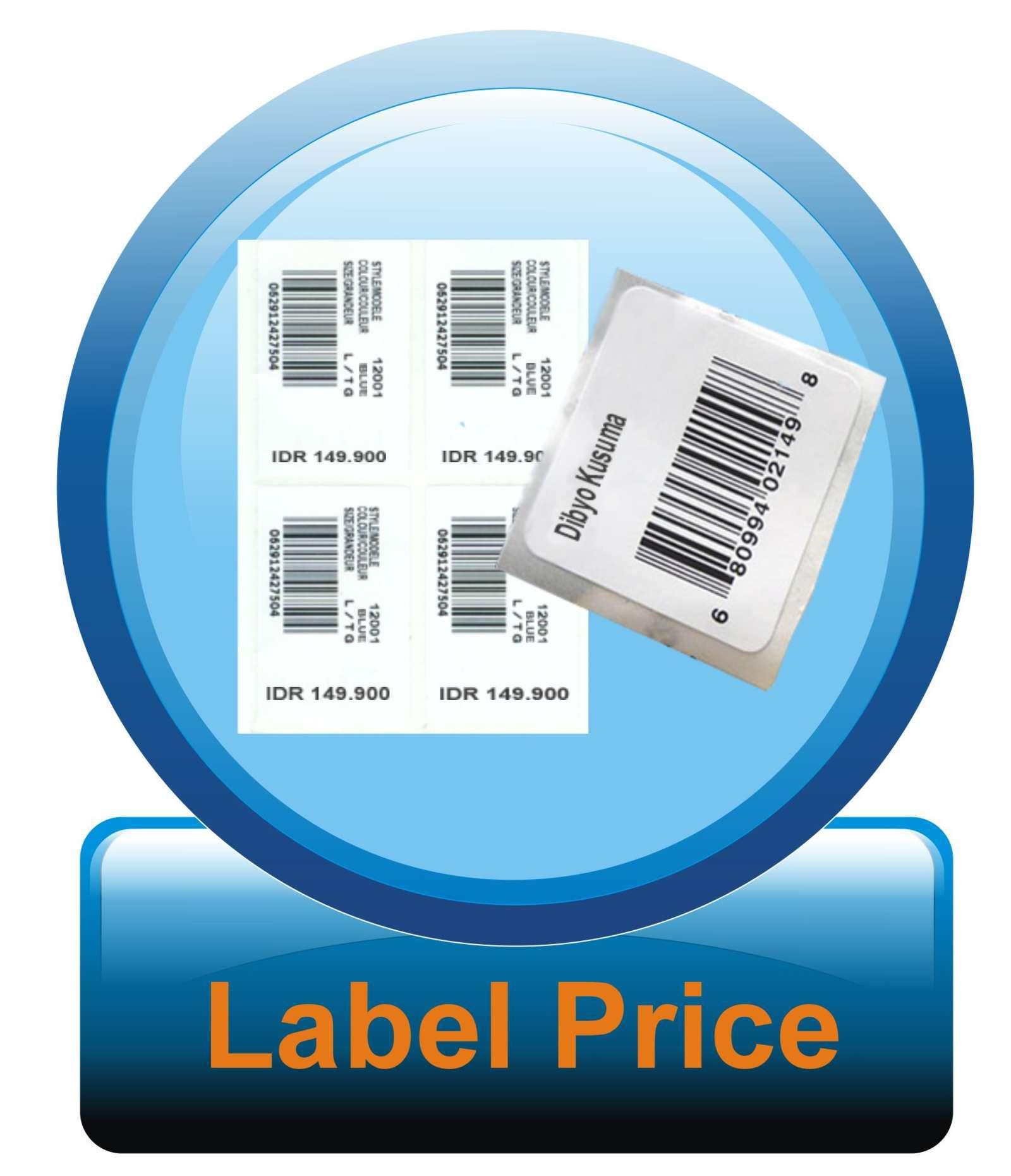 label-price